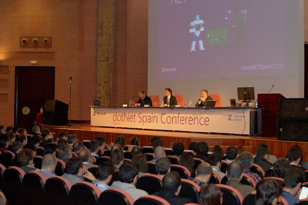 Dotnet spain conference - Spa alcala de henares ...