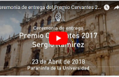 Ceremonia de Entrega del Premio Cervantes 2017tonio Banderas